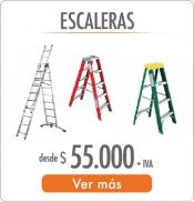 ESCALERAS TELESCÓPICAS SALCOM - SALCOM
