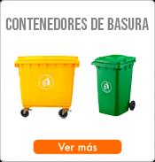 CONTENEDORES DE BASURA - SALCOM